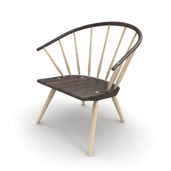 BURNHAM WINDSOR CHAIR by MATTHEW HILTON for De La Espada
