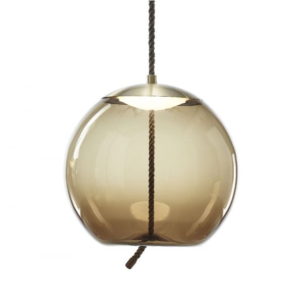 KNOT SFERA PENDANT LIGHT by BROKIS