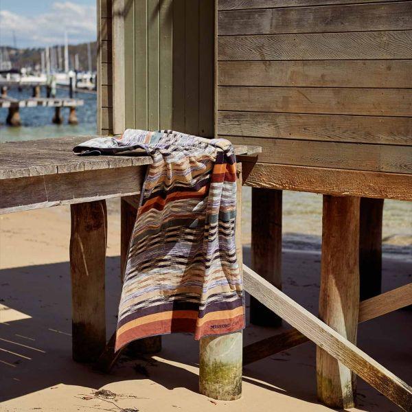 YWAN 165 BEACH TOWEL by MISSONI HOME