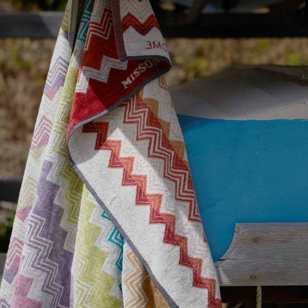 YANNIS 159 BEACH TOWEL by MISSONI HOME
