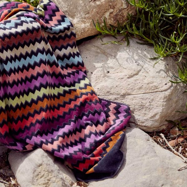 WARNER 159 BEACH TOWEL by MISSONI HOME