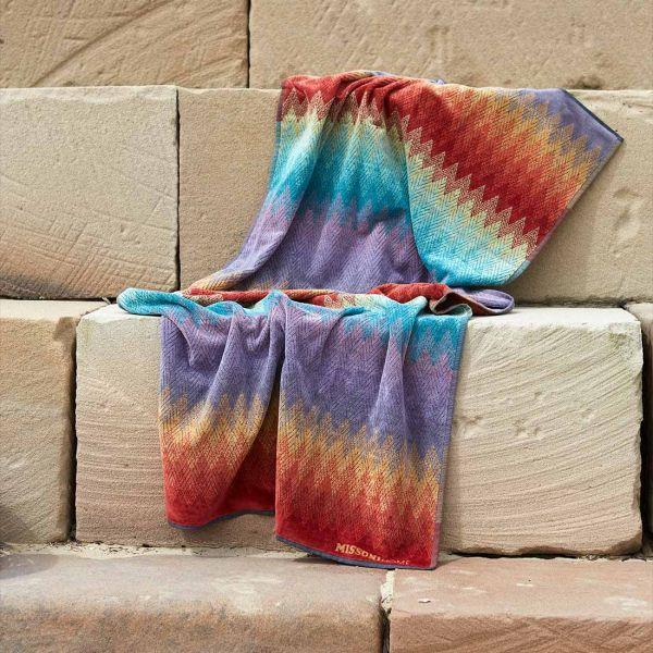 YACO 159 BEACH TOWEL by MISSONI HOME