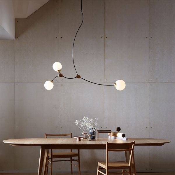 IVY PENDANT Light by CTO LIGHTING - Photography Andres Ripamonti