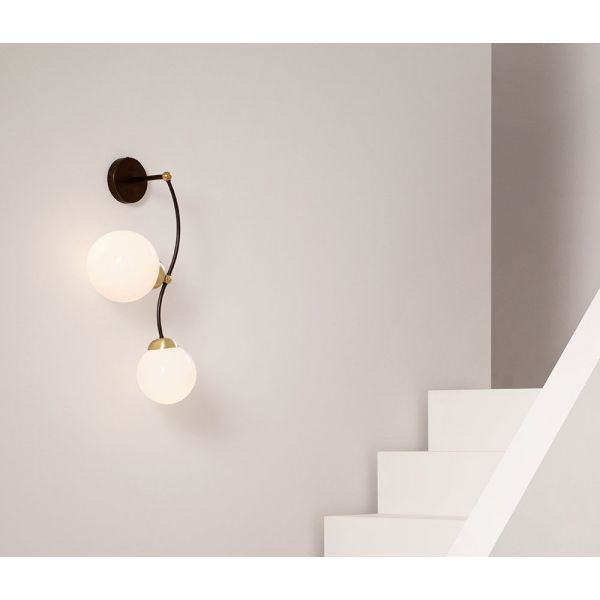 IVY WALL SCONCE by CTO LIGHTING
