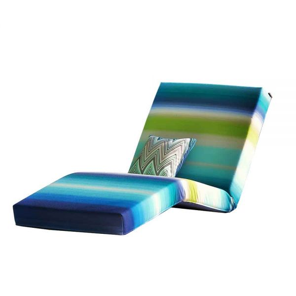 JALAMAR SUN LOUNGE OUTDOOR by MISSONI HOME