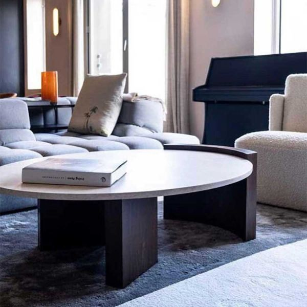JIA LARGE COFFEE TABLE By ATELIER DE TROUPE