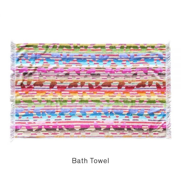 JOSEPHINE #156 Bath Sheet by MISSONI HOME