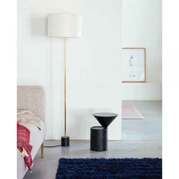 LAUREL SIDE TABLE by LUCA NICHETTO for De La Espada