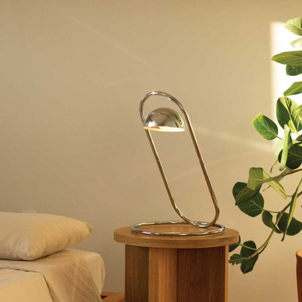 Loop Table Light By Atelier De Troupe