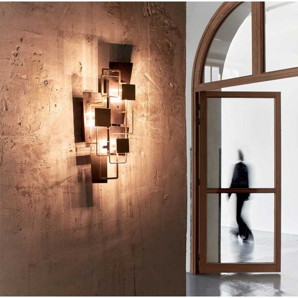 MAP 2 WALL LIGHT by DCW EDITIONS