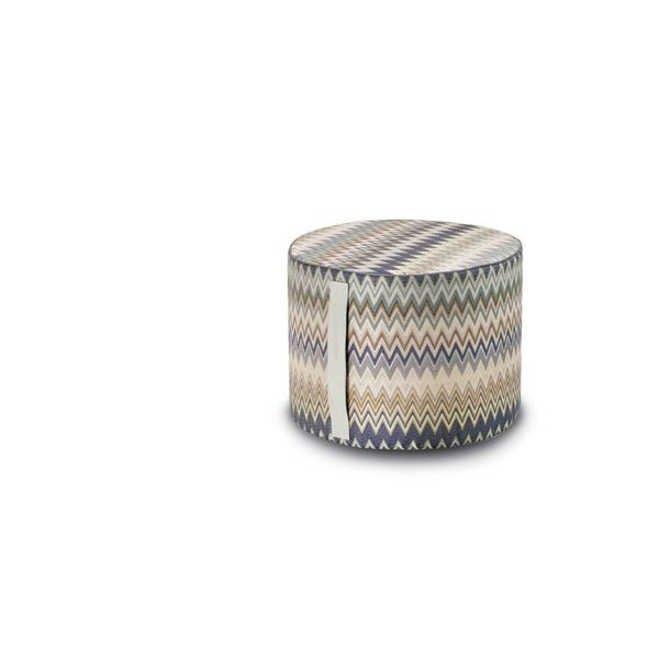 MASULEH 170 CYLINDRICAL POUF BY MISSONI HOME