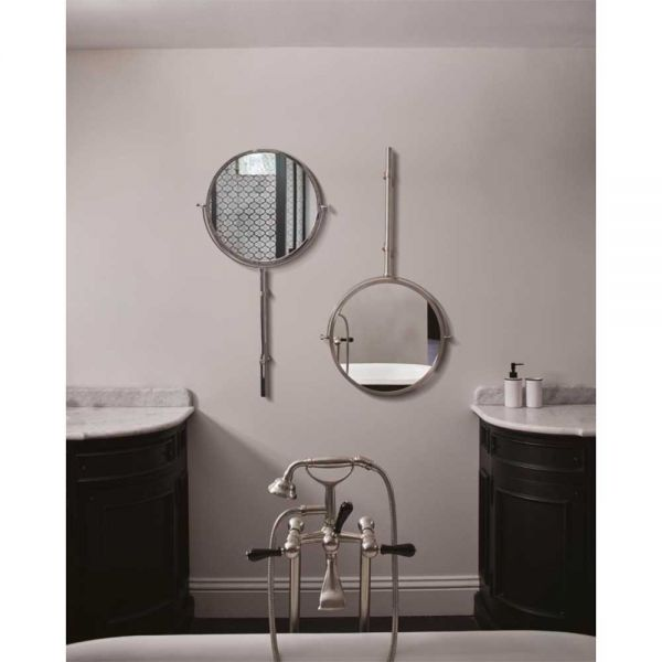 MbE NICKEL / BRASS MIRROR by DCW EDITIONS