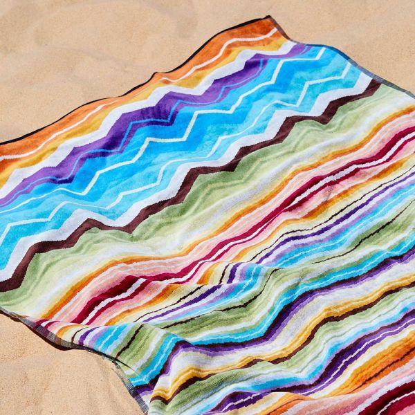 HUGO T59 BEACH TOWEL by MISSONI HOME