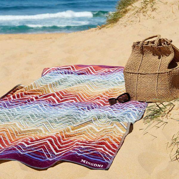 TOLOMEO 159 BEACH TOWEL by MISSONI HOME