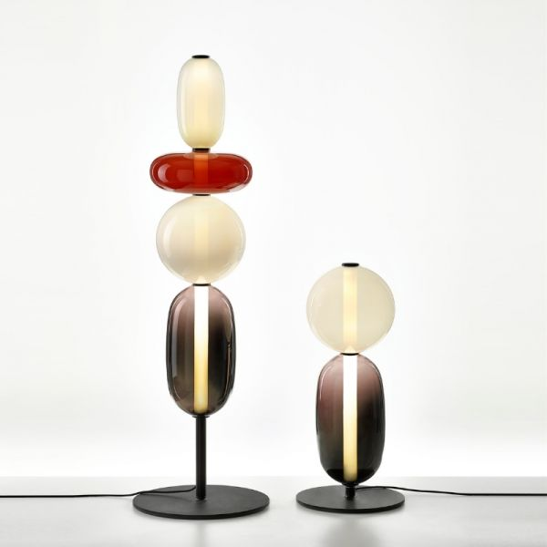PEBBLES FLOOR LIGHT by BOMMA
