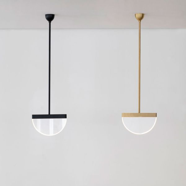 HALO PENDANT LAMP by VALERIE OBJECTS