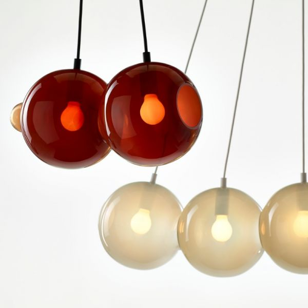 PENDULUM GLASS PENDANT by BOMMA