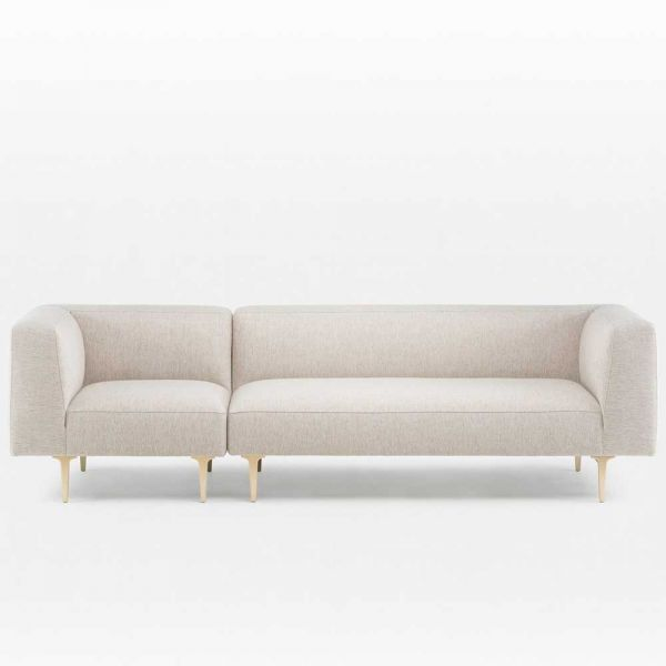 PLANALTO SOFA by MATTHEW HILTON for De La Espada