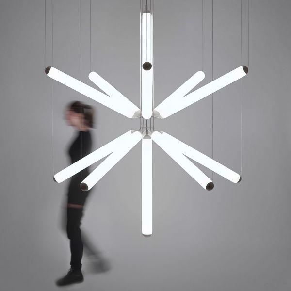 PURO SPARKLE PENDANT LIGHT by BROKIS