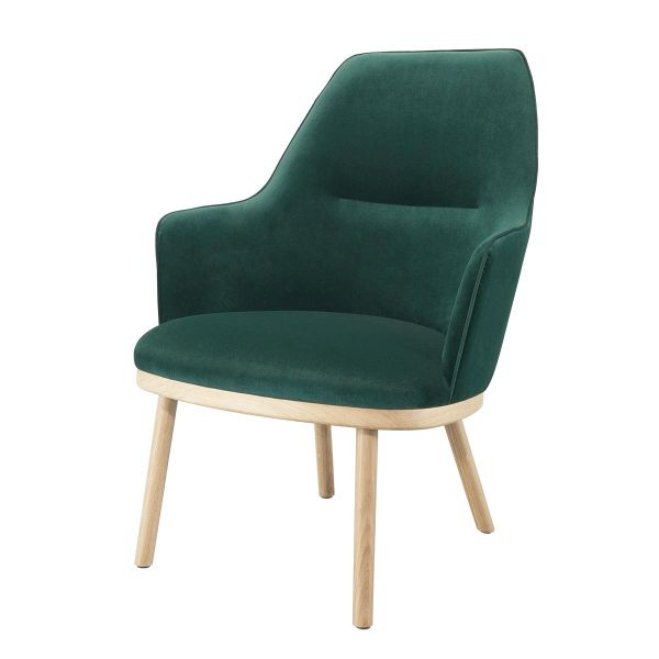SARTOR LOUNGE CHAIR BY WEWOOD