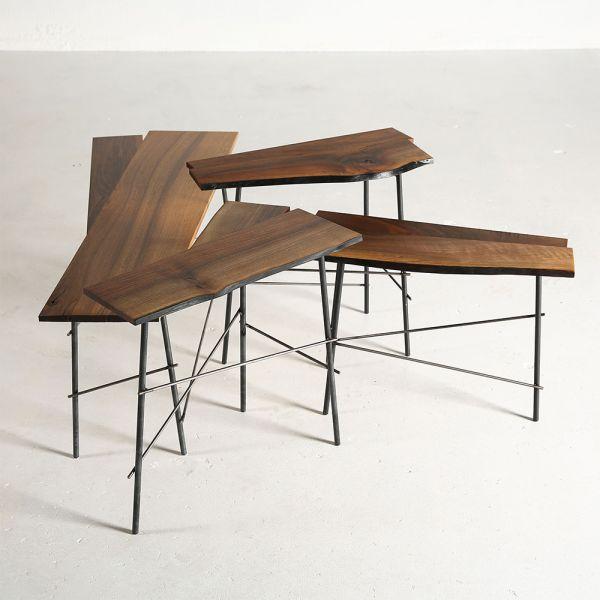 SCRAP TABLES By HEERENHUIS