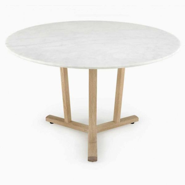 SHAKER DINING TABLE ROUND - NERI & HU