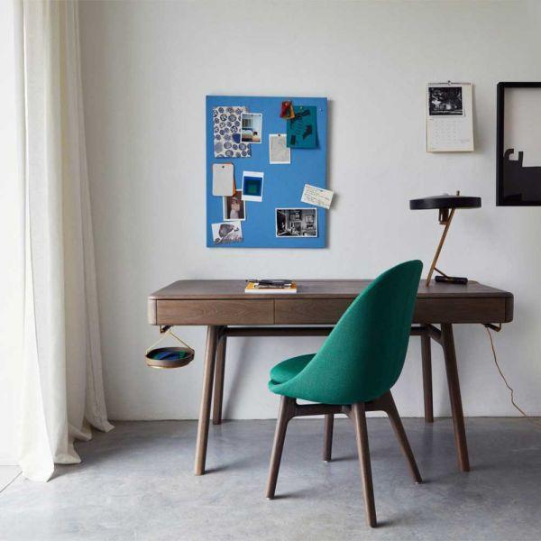 SOLO DESK and Dining Chair by NERI & HU for De La Espada