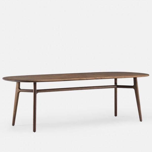 SOLO DINING TABLE OBLONG by NERI & HU for De La Espada