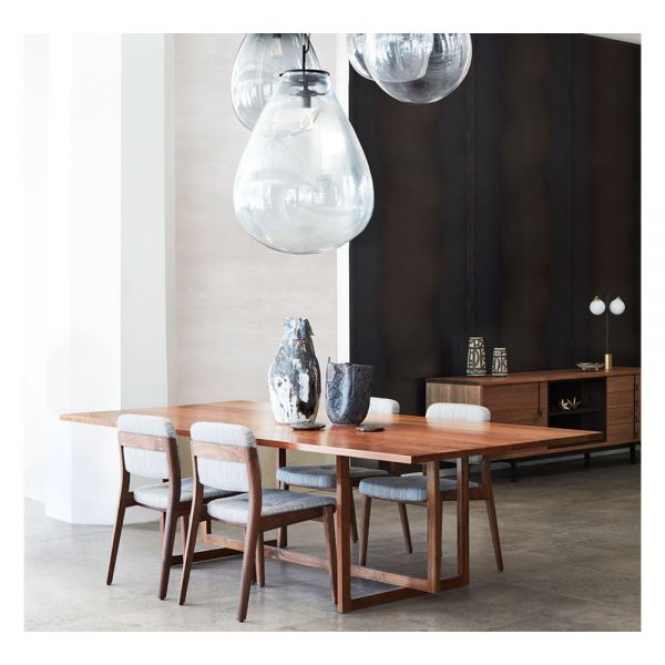 3 Frame Dining Table By Spence & Lyda