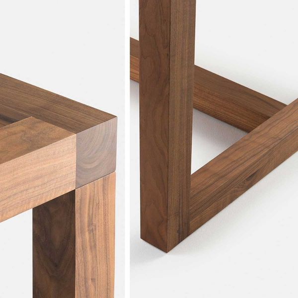 STRUCTURE DINING TABLE BY NERI & HU