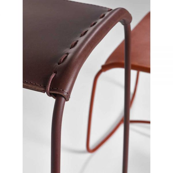 PERCHING STOOL H65 by ARTIFORT