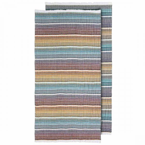 TARQUINIO 100 BEACH TOWEL by MISSONI HOME