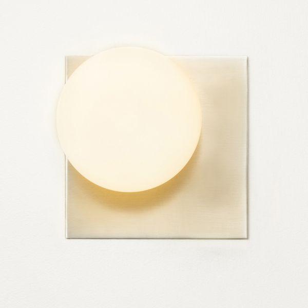 TEMPO flush mount sconce light By ATELIER DE TROUPE
