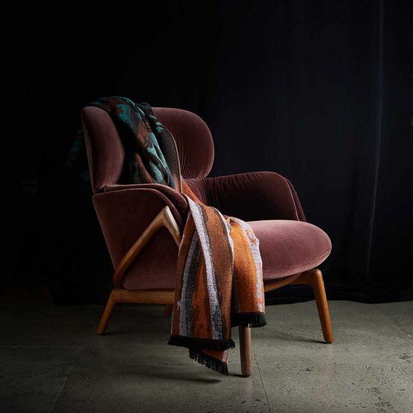ELYSIA LOUNGE CHAIR by LUCA NICHETTO for De La Espada photography Andres Ripamonti