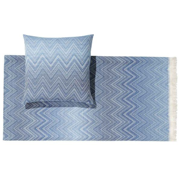 TIMMY 221 THROW AND CUSHION by MISSONI HOME