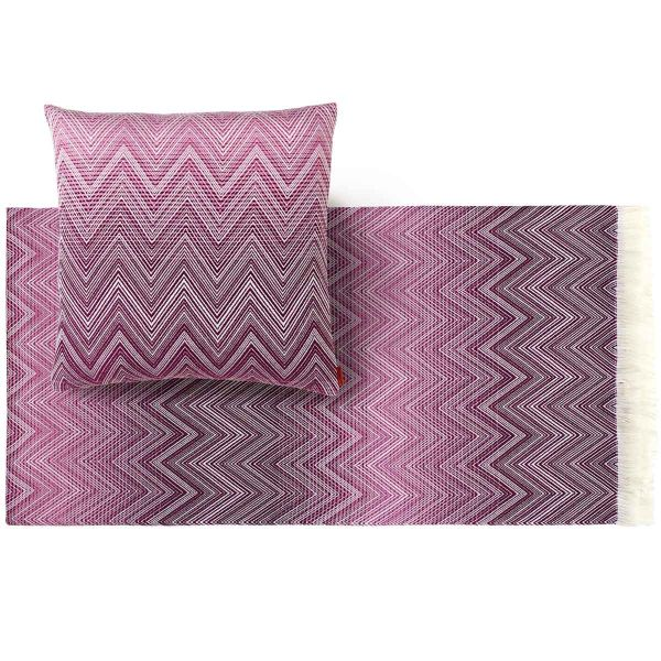 TIMMY 491 THROW AND CUSHION by MISSONI HOME