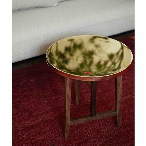 TRIO SIDE TABLE by NERI & HU for De La Espada