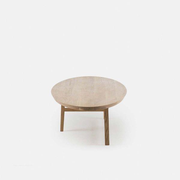 TRIO OVAL COFFEE TABLE BY NERI & HU
