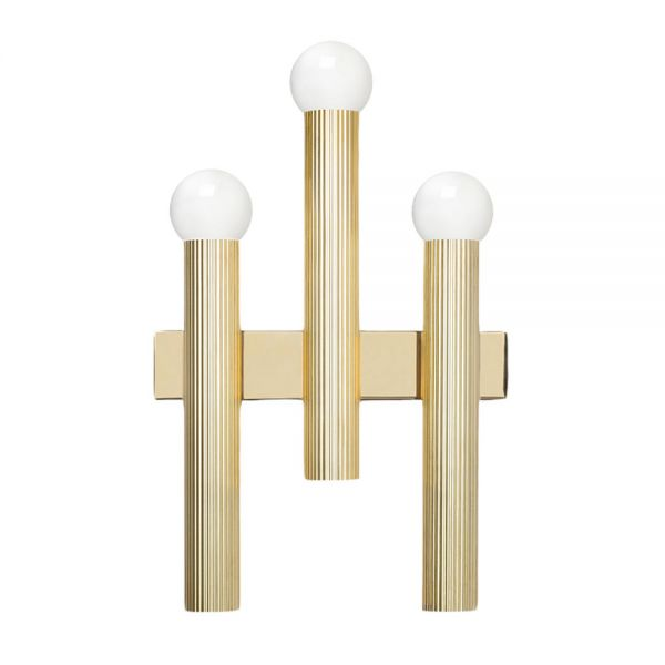 TRIPTYQUE WALL SCONCE LIGHT by CTO LIGHTING
