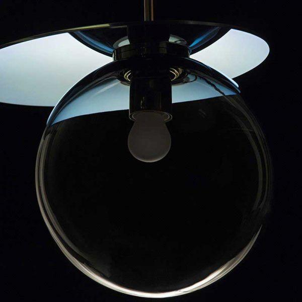 UMBRA GLASS PENDANT LIGHT by BOMMA