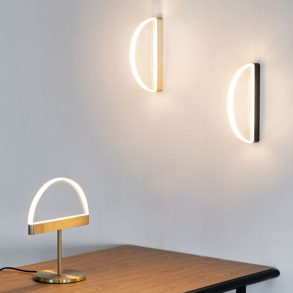 HALO WALL LAMP by VALERIE OBJECTS