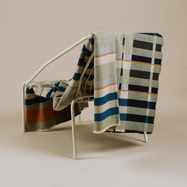 ORCHARD BLANKET/THROW by WALLACE # SEWELL