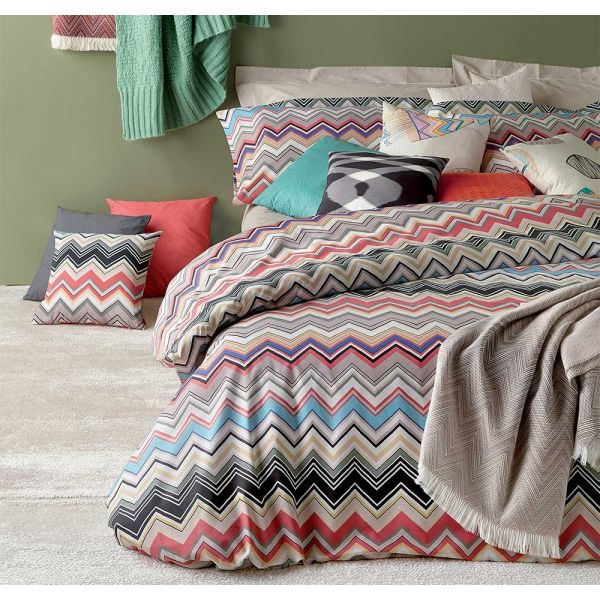 WALTER #100 DUVET SET by MISSONI HOME