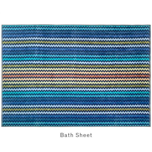 WARNER 170 TOWEL - MISSONI HOME 2019 Collection