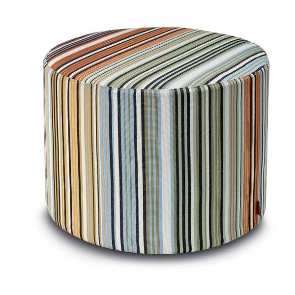 WINDHOEK #160 POUF by MISSONI HOME