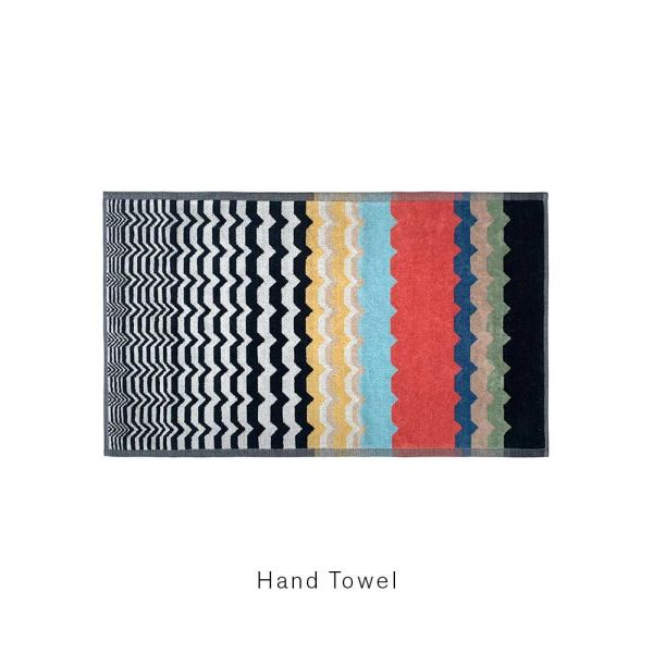WOLF 100 TOWEL - MISSONI HOME 2019 Collection