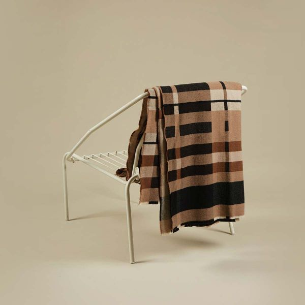 FALLOW BLANKET/THROW by WALLACE # SEWELL