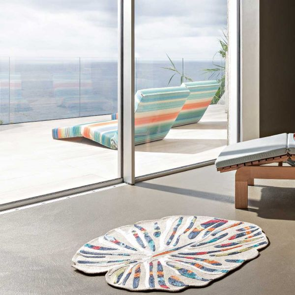 YORO 100 OUTDOOR RUG by MISSONI HOME