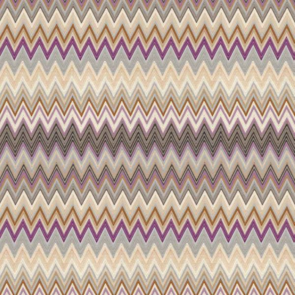 CHEVRON MULTICOLOUR by MISSONI HOME WALLPAPER