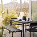 EOS OUTDOOR RECTANGULAR DINING TABLE by CASE FURNITURE
